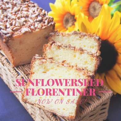 Sunflowerseed Florentiner